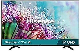 """Hisense 55H6F Pantalla Smart TV WiFi LED 55"""", 3840 x 2160 Pixeles, Ultra HD, 4K, HDMI USB, Color Negro 2020"""