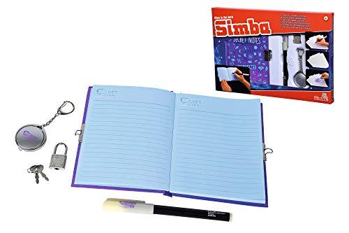 Simba - Set Notas secretas (5954082)
