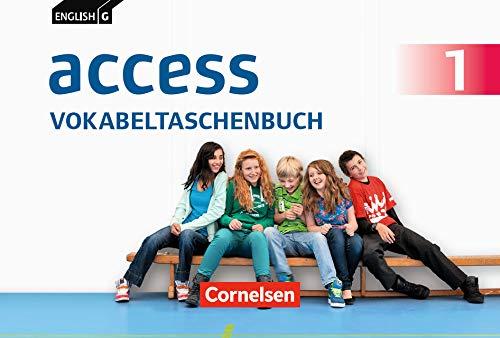 English G Access - Allgemeine Ausgabe: Band 1: 5. Schuljahr - Vokabeltaschenbuch