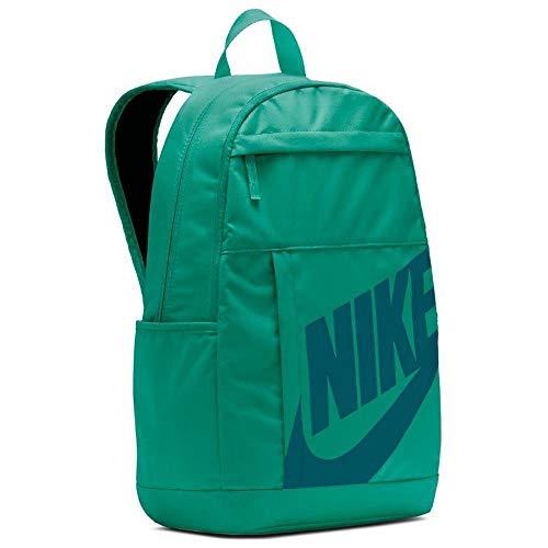 Nike Elemental 2.0 Backpack Unisex (Green/White/Emerald)