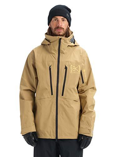 Burton Mens Ak Gore-Tex Hover Pro Jacket, Kelp, X-Small