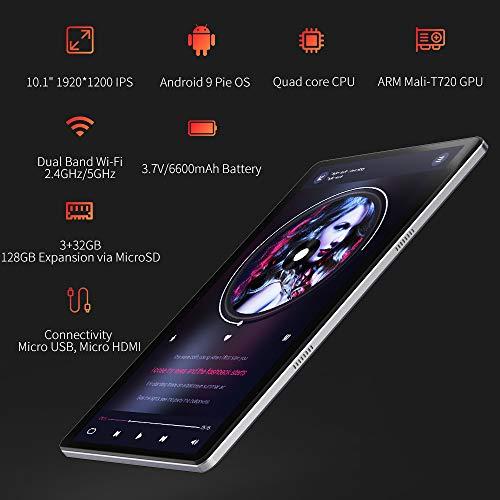 『ALLDOCUBE iPlay10 Proタブレット10.1インチWi-Fiモデル 3GB/32GB Android 9.0 HDMI出力をサポート』の3枚目の画像