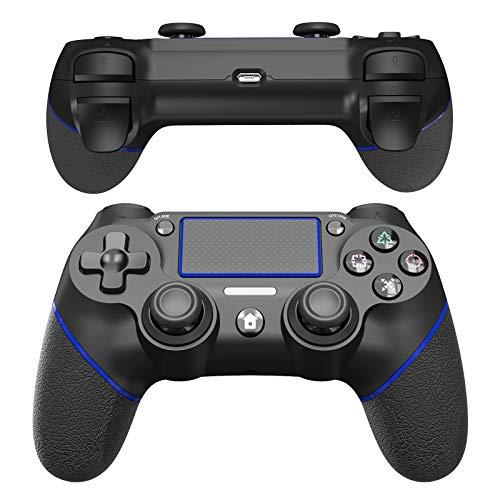 JOYSKY Mando Inalámbrico para Playstation 4,Controlador De Juegos Inalámbrico con Control De Vibración Dual del Motor De...