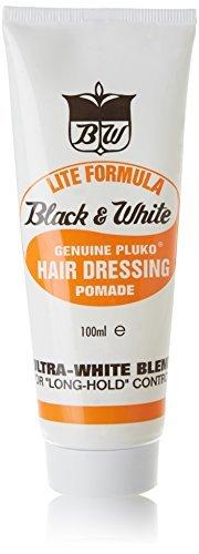Black and White Lite Pomade 100ml by BLACK&WHITE