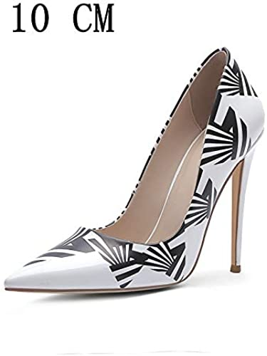 Damen Pumps Mode Schuhe Reiss High Heel Pumps black