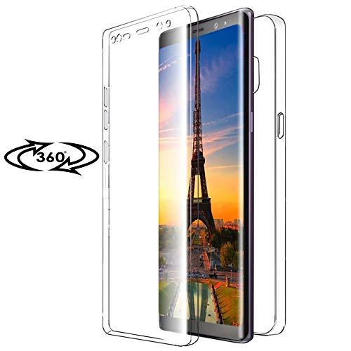 United Hülle Stoßfest Handy-Tasche für Asus ZenFone Selfie (ZD551KL)   Transparent Klar Full