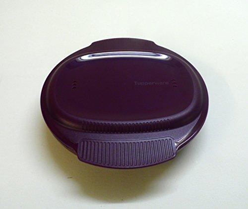 Tupperware desayuno eléctrica microondas cocina morado
