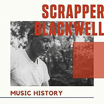 Scrapper Blackwell - Music History