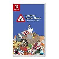 Untitled Goose Game Nintendo Switch 無題のグースゲームニンテンドースイッチ 北米英語版 [並行輸入品]