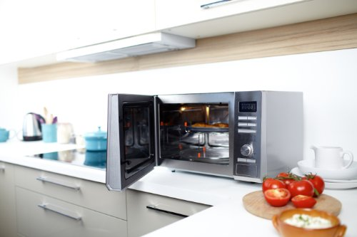Russell Hobbs RHM3002 30L Digital Combination Microwave with Grill & Convection, 900W – Stainless Steel