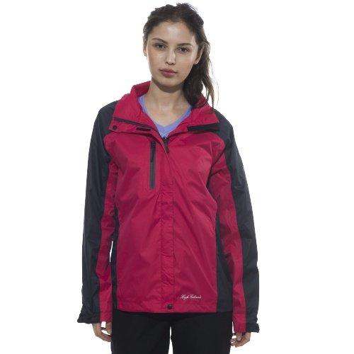 HIGH cOLORADO baar télescopique 2L veste outdoor-femme-rose/anthracite) Rose rose bonbon 40