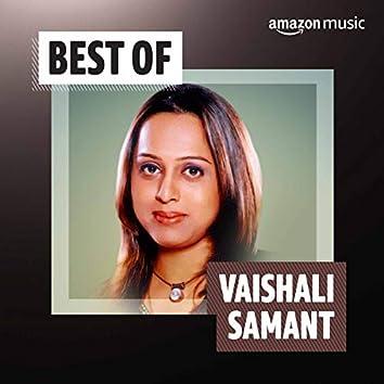Best of Vaishali Samant