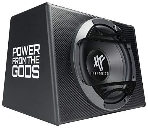 Zeus 12-Inch 600-Watt Powered Subwoofer