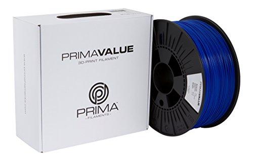 PrimaCreator PrimaValue 3D Drucker Filament - ABS - 1,75 mm - 1 kg - Blau