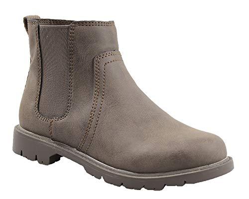 Amazon Essentials Stiefel Boots, braun, 2 Little Kid