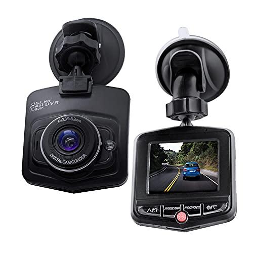 Blupont Dash Cam 1080P FHD Camera DVR Car Driving Recorder 2.4 Inch LCD...