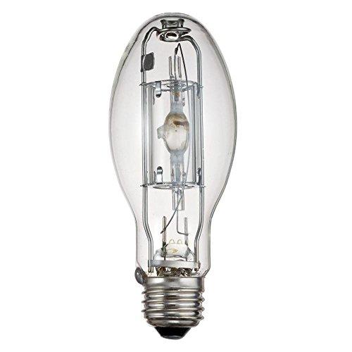 Lithonia Lighting OHL1006 Metal Halide Elliptical Light Bulb, 100 watts, White