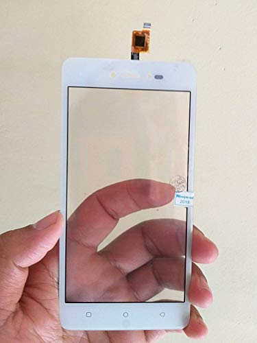 MrSpares Touch Screen digitizer Panel Part for Lava Z60 : White