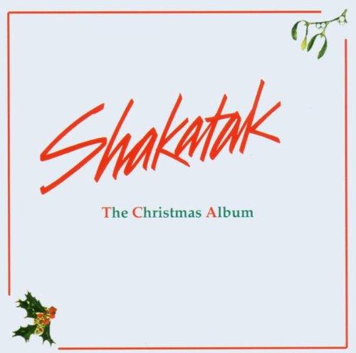 Shakatak 'the Christmas Album' CD