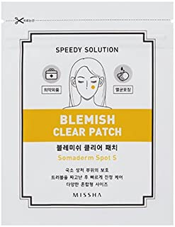 [Missha] Speedy Solution Blemish Clear Patch