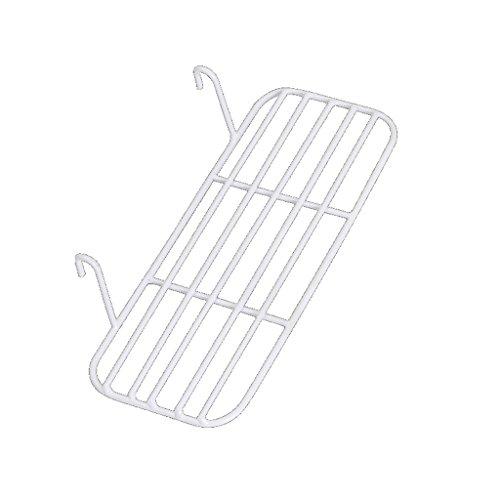 sólido Estantería de partición Creativa nórdica Soporte de Pared de Foto de Hierro Forjado Soporte de Pared Estante de perforación Gratuito práctico (Color : B)