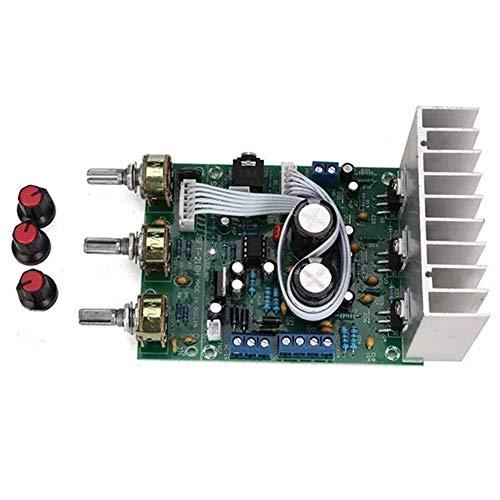 HYY-YY 5Pcs TDA2030A Subwoofer kan output volume versterker Board 2.1 3-kanaals compatibele LM1875 Spot Steuermodul aanpassen