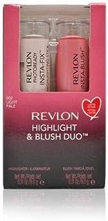 Revlon Insta Highlighter & Blush Duo 002 Pink Light / 310 Candy Kiss 2x8.9g