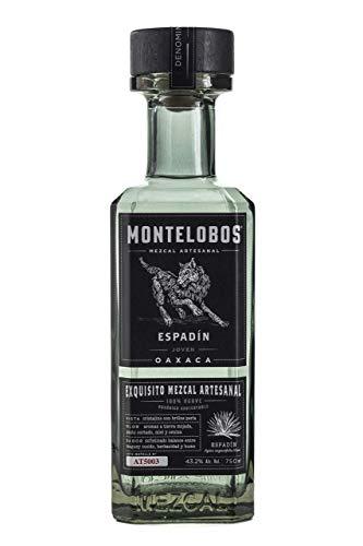 Montelobos ESPADÍN Joven Agave Mezcal Artesanal Tequila (1 x 0.7 l)