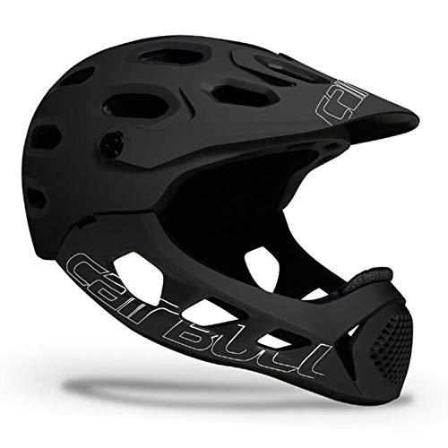 SHGK Casco Integral para Adultos Cascos de Bicicleta súper Ligeros 56-62cm Casco...