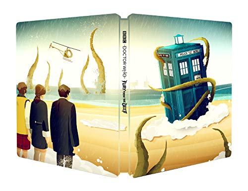 Doctor Who - Fury From The Deep (Limited Edition Steelbook) [Blu-ray] [2020] [Region Free]