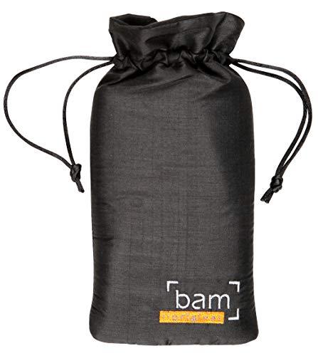 Boquilla Bolsa de Seda Acolchada para Clarinete Bajo, Barí