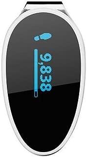 Striiv Bluetooth Pedometer Wireless Tracker, White