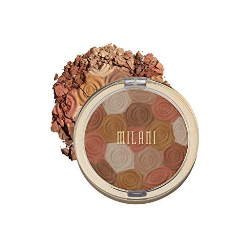 Milani Iluminating Face Powder - amber nectar, 1er Pack (1 x 1 Stück)