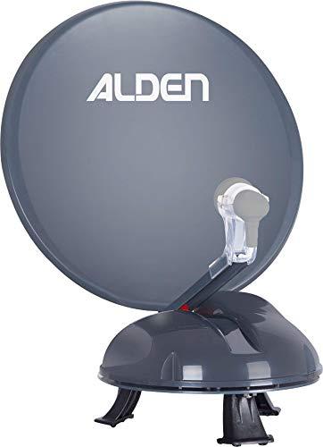 Alden Satlight-Track 50 - Antena de satélite (Totalmente automática)
