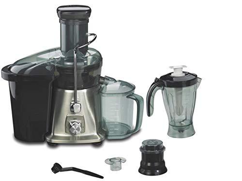 Multifunción Profi–Exprimidor en forma de prensa, 950W, incluye batidora y molinillo de café; JC de 302ggg