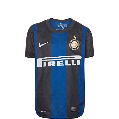 NIKE Inter Milan Boys Home - Camiseta de fútbol Sala Infantil, tamaño...