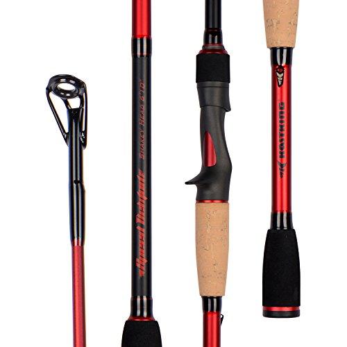 KastKing Speed Demon Bass Fishing Rod, Casting - Spinner Bait - 7ft Medium