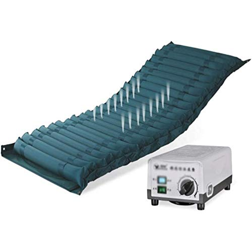 Möbeldekoration Expansionskontroll-Matratzenauflage mit Pumpe Anti-Dekubitus-Luftmatratze Enthält ein elektrisches Pumpensystem Leise aufblasbare Bettluft für Dekubitus und Druckschmerzbehandlung S