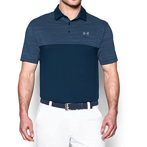 Under Armour Polo Play-Off pour Homme S Academy