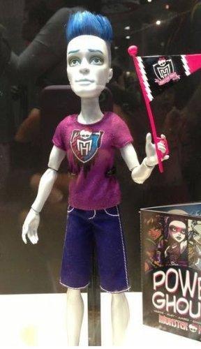 Monster High Slo Mo Ghoul Spirit Doll
