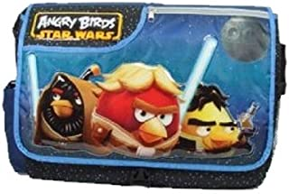 Blue Angry Birds Star Wars Messenger Bag Shoulder Bag