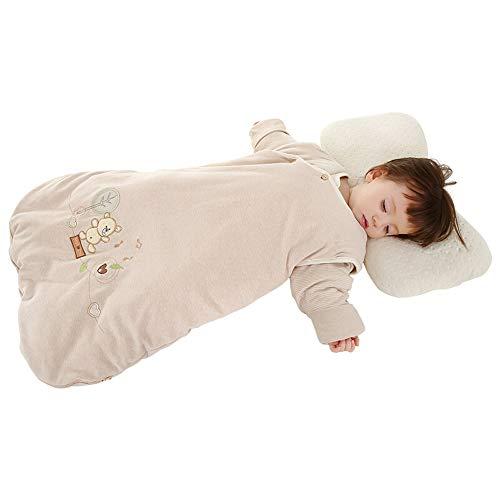 HS-01 herfst-winterbeer slaapzak, katoen, gebreide winter, verdikte slaapzak, multifunctionele lente en herfstmodellen 1-6 jaar oud, kinderslaapzak, uniseks