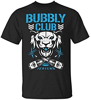 Bubbly Club Chris Jericho AEW Champ Wrestling T-Shirt Unisex men ladies hoodie tank top swearshirt long sleeve Tshirt for Men Women Ladies Kids