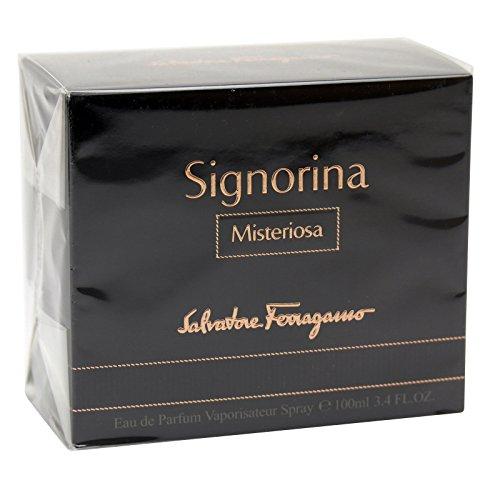 Salvatore Ferragamo Signorina Misteriosa Eau de Parfum Spray 100ml by Salvatore Ferragamo