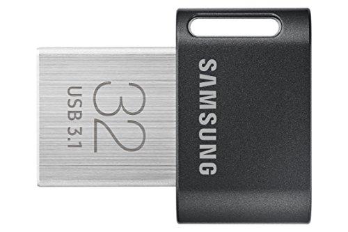 Samsung FIT Plus Flash Drive Interno Unidad de Disco óptico Gris 128 GB