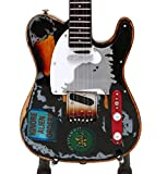 Musical Story ミニチュア ギター ザ クラッシュ ジョー ストラマー ストラマキャスター スタイル