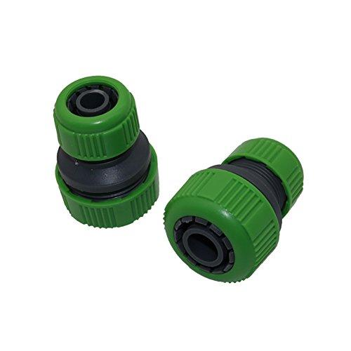adhere to Fly Arroseur Raccord de tuyau variable Adaptateur tuyaux Connecteurs en plastique Jardin Accessoires 16 mm Tuyaux