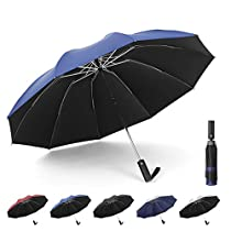 【2020年強化版 逆折り式】FOLIVORA 折りたたみ傘 自動...