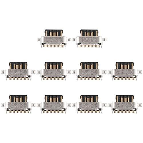 RANJINPAT RAJÍN Conector de Puerto de Carga de 10 PCS For Meizu Pro7 / Pro7 Plus