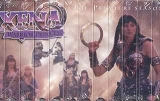 Xena Warrior Princess: THE PREMIERE SEASON [ Set of 12 Tapes ]